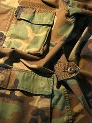An Intelligent Women's Camouflage Jacket!